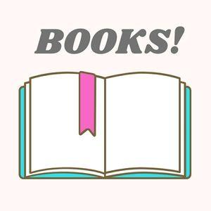 Books! Books! & More Books 😍